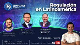#bslSeminario N°5: Regulación en Latinoamérica