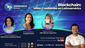 #bslSeminario N°7: Blockchain, mitos y realidades en Latinoamérica