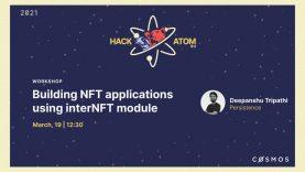 Building NFT applications using interNFT module