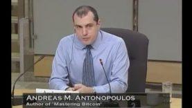Canadian Senate Testimony on Bitcoin