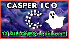 CASPER VENDE TODO – Desarrollador de Ethereum DEMANDA a CasperLabs – Casper Token