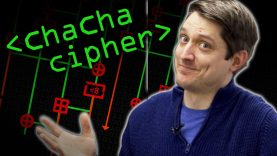 Chacha Cipher – Computerphile