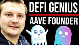 Chatting with Stani Kulechov (AAVE FOUNDER) – Defi Mania, Dangers, Yield Farming, Institutions