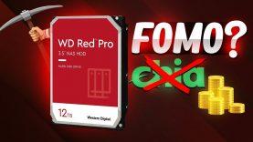 CHIA COIN! MINAR CON HDDS Y SSD! ES RENTABLE? Que disco compro?