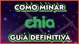 Como MINAR CHIA NETWORK en ESPAÑOL – GUÍA DEFINITIVA – GANAR DINERO con tu DISCO DURO