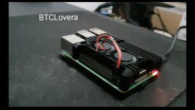 Como Montar un Nodo de Bitcoin en un Raspberry Pi en ESPAÑOL