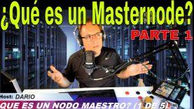 Configuracion Master Node español