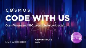 CosmWasm and IBC: Cross Chain Contracts