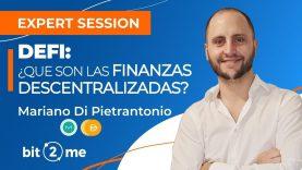 📙 DeFi: ¿Qué son las FINANZAS DESCENTRALIZADAS? – ¿Qué es DAI y MakerDAO? – Expert Session