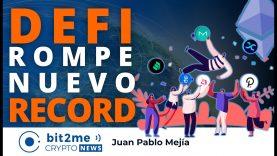 🔵 🎉 DEFI rompe nuevo RECORD – Bit2Me Crypto News – 29.03.2021