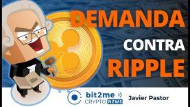 🔵 👩⚖️ DEMANDA a RIPPLE – Bit2Me Crypto News – 23.11.2020