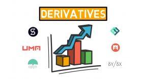 Derivatives in DEFI Explained (Synthetix, UMA, Hegic, Opyn, Perpetual, dYdX, BarnBridge)
