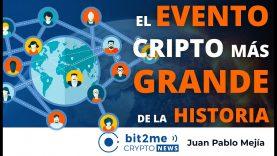 El EVENTO cripto más GRANDE de la HISTORIA – Bit2Me Crypto News – 31-05-2021