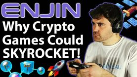 Enjin Review: Crypto Games 🔑 To Adoption?