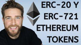 ETHEREUM QUE ES UN TOKEN ERC20 Y ERC721!! EXPLICACION BASICA!!