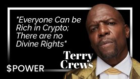 """""""Everyone Can be Rich in Crypto; There are No Divine Rights:"""" Terry Crews"""