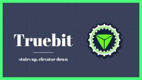 EVM Optimistic Rollup Using Truebit
