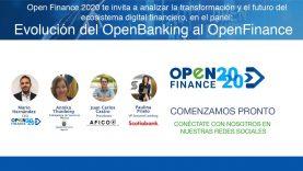 Evolución del OpenBanking al OpenFinance