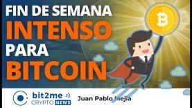 🔵 🥂 Fin de semana INTENSO para BITCOIN – Bit2Me Crypto News – 22.02.2021