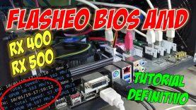 Flasheo BIOS AMD RX 500, RX 400 | TUTORIAL DEFINITIVO