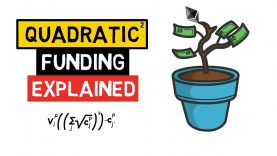 How Can $1 Turn Into $27? QUADRATIC FUNDING Explained