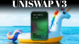 How to become a liquidity provider on Uniswap V3