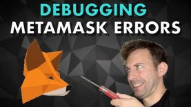 How To Debug Metamask Errors? (for developers)