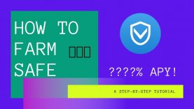 How To Farm SAFE tokens (Insurance farming pool) : A Step By Step Guide