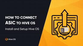 How to Install and Setup Hive OS? How to connect ASICs to Hive OS || ASIC mining