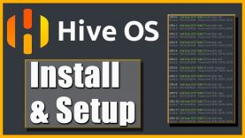 How to Install, Setup and Configure Hive OS | Cryptocurrency GPU Mining