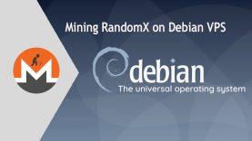 How to mine Monero on Debian VSP | Mining RandomX on Debian VPS