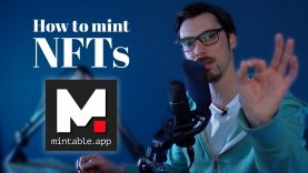 How to Mint a NFT using Mintable