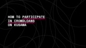 How to Participate in Crowdloans on Kusama