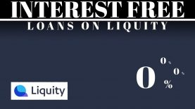 How to take out an interest free loan using Liquity