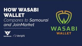 How Wasabi Wallet Compares to Samourai and JoinMarket