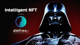 iNFTs: Chat with Darth Vader
