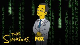 Jim Parsons Explains Crypto Currency | Season 31 Ep. 13 | THE SIMPSONS
