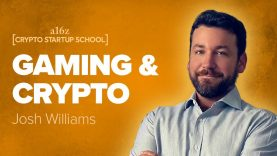 Josh Williams: Opportunities for Crypto in Gaming