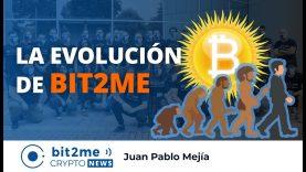 🔵⚡️La EVOLUCIÓN de Bit2Me – Bit2Me Crypto News – 20.10.2020