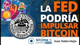 🔵 💸 La FED podría IMPULSAR BITCOIN – Bit2Me Crypto News – 11.03.2021