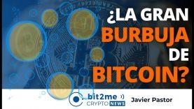 🔵 🎈 ¿La gran BURBUJA de BITCOIN? – Bit2Me Crypto News – 12.01.2021