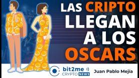 🔵🏆 Las CRIPTOMONEDAS llegan a los OSCARS 2021 – Bit2Me Crypto News  – 23.04.2021