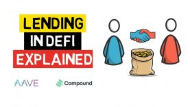 Lending And Borrowing In DEFI Explained – Aave, Compound