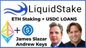 LiquidStake – Andrew Keys & James Slazas | Meet the Nation
