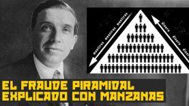 Llegó a EEUU con 2$ y creó la mayor estafa financiera de la historia – Esquema piramidal, documental