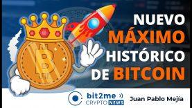 🔵 🔥 Nuevo MÁXIMO histórico de BITCOIN rompiendo los 23.000 $ – Bit2Me Crypto News – 17.12.2020