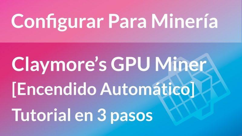 Abrir Claymore Con Windows Automaticamente