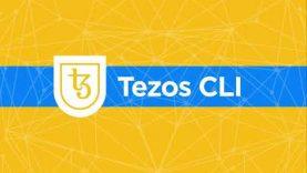 Part 3. Tezos CLI
