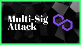 Polygon's multi-sig attack vector. What's going on?