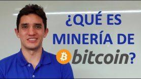 ¿Qué es minería de Bitcoin? ¿Cómo funciona la minería de cryptomonedas?